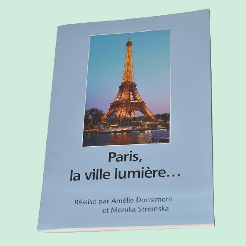 foto de Paris la ville lumière AG&D